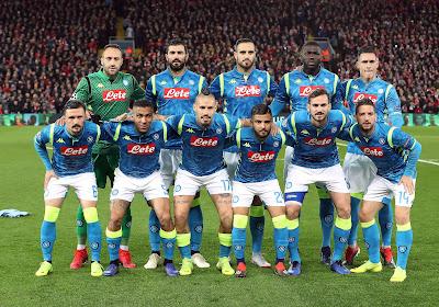 Officiel !  Naples lève l'option d'achat de David Ospina