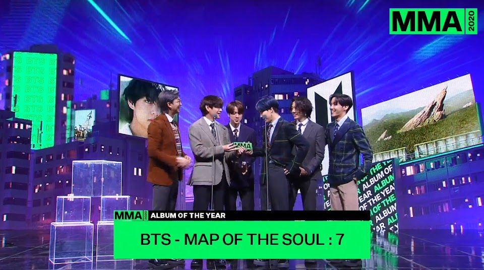 bts album of the year