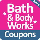 Coupons for My Bath & Body Works Mod