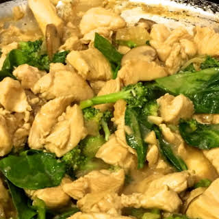 How To Make Chicken Stir-Fry in A Frat House.