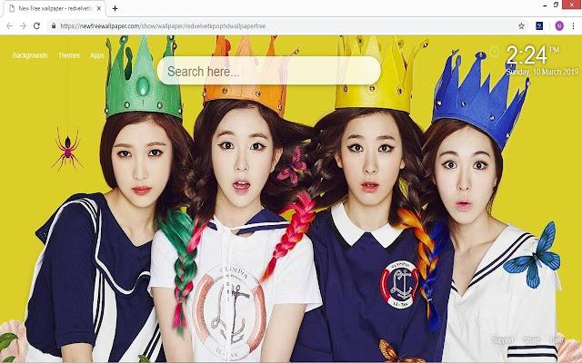 Red Velvet KPOP HD Wallpaper free