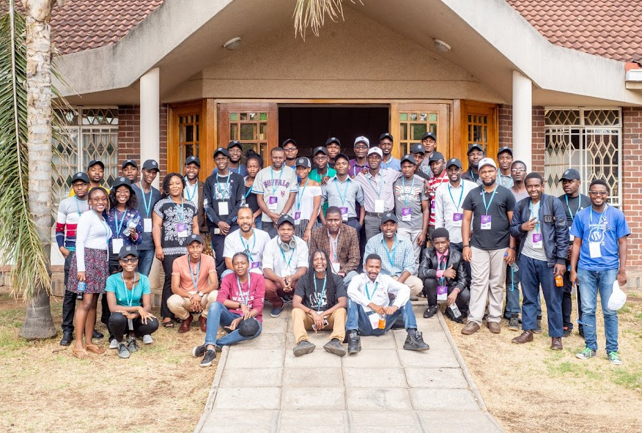 WordCamp Group Photo