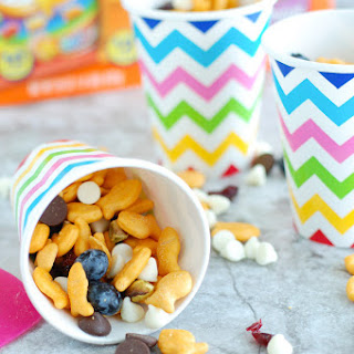 Cracker Snack Mix Recipes
