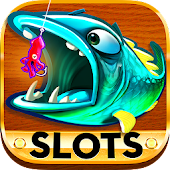 Big catch fishing slots free android apps on google play for Fishing bob slot machine