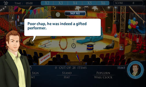 Mystery Case:The Circus Master screenshot 6