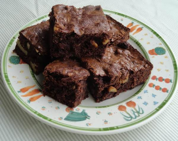 Brownies With A Kick Recipe