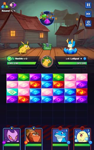 Mana Monsters: Free Epic Match 3 Game filehippodl screenshot 21
