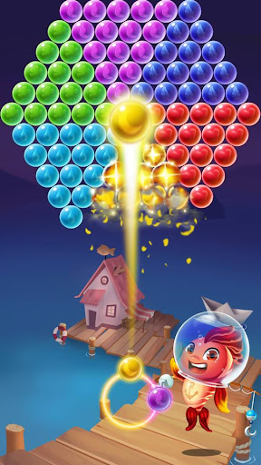 Tireur de bulles  captures d'u00e9cran 9
