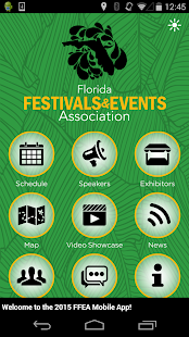 FFEA Convention & Tradeshow- screenshot thumbnail