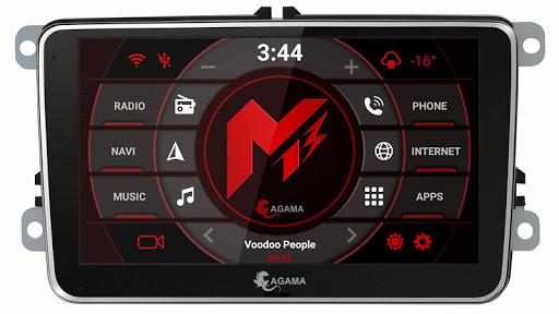 AGAMA Car Launcher screenshot 5