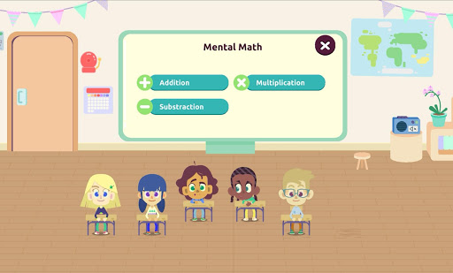 MySchool - Be the Teacher! Learning Games for Kids 3.1.1 screenshots 7