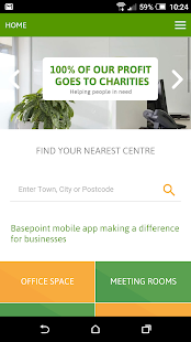 Basepoint Business Centres- screenshot thumbnail
