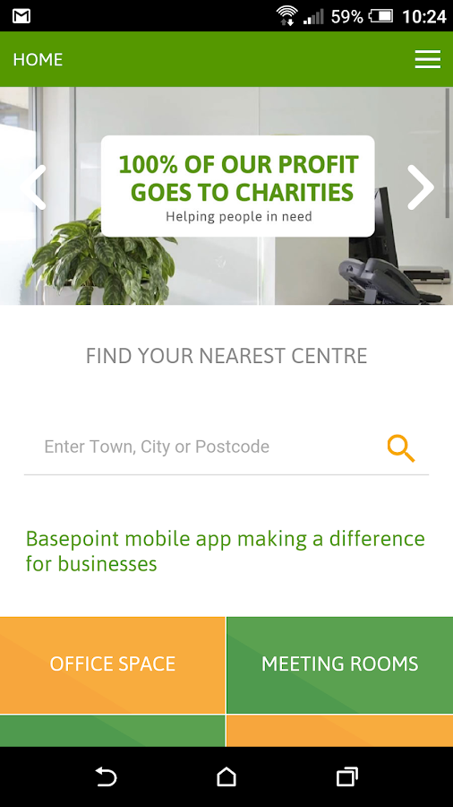 Basepoint Business Centres- screenshot