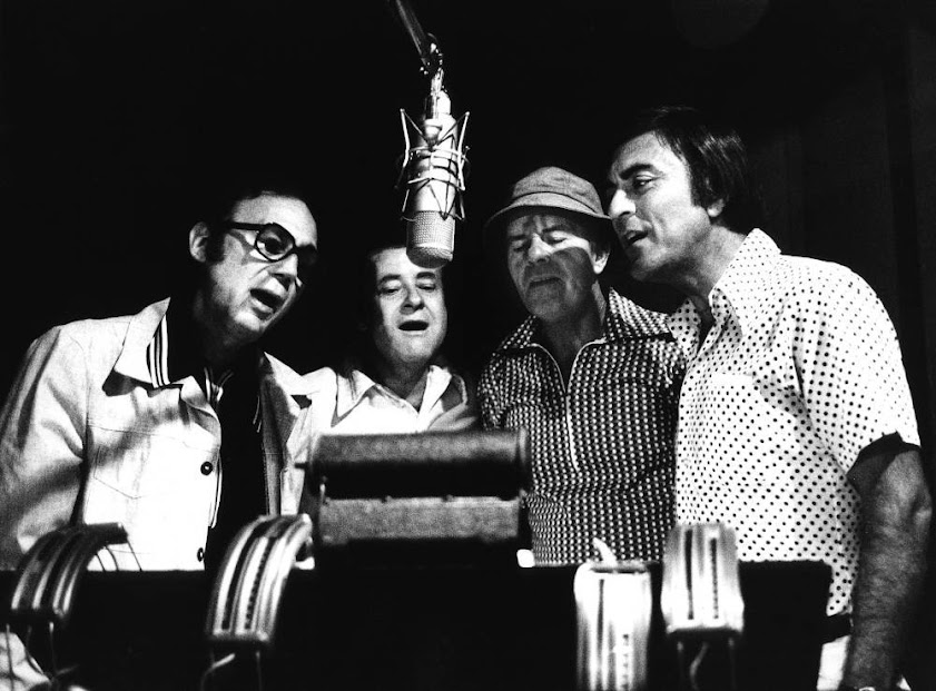 The Jordanaires Monument Recording Studiolla