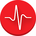 Cardiograph - Heart Rate Meter icon