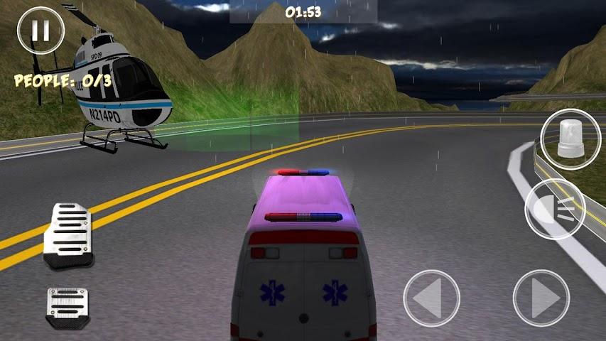 android 911 Rescue Simulator 2016 Screenshot 2