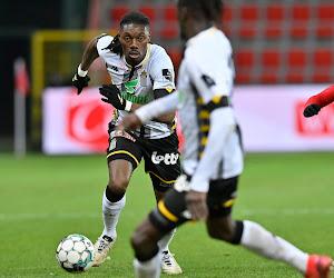 Jordan Botaka a séduit pour sa première avec Charleroi