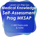 Medical Knowledge Self-Assessment Prog MKSAP Exam icon