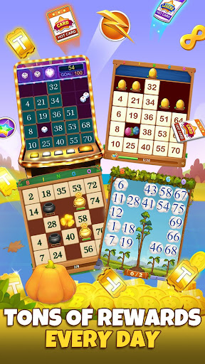 Bingo Party - Free Bingo Games 2.3.9 screenshots 1