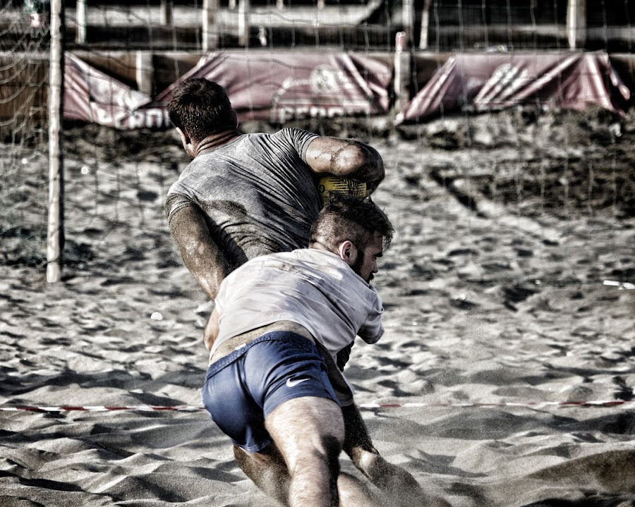 #the tackle by Luigi Mariani - Sports & Fitness Other Sports