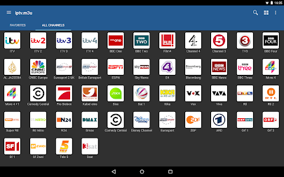 IPTV APK screenshot thumbnail 8