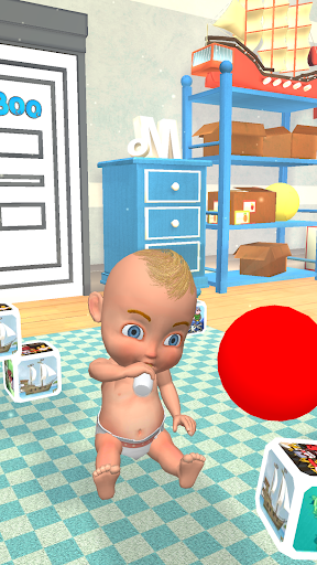 My Baby 3 (Virtual Pet) 1.6.2 screenshots 3