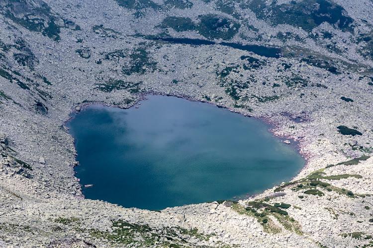 Lacul Roşiile, foto Marius