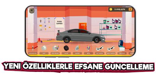 2D Araba Serisi - Modifiye Simulatoru 2.3 screenshots 1