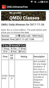 QMDJ Almanac-Free - náhled