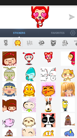 Love Stickers for messenger 1.0.1 screenshot 119040
