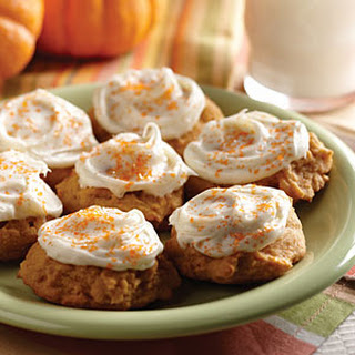 Pumpkin Patch Cookies