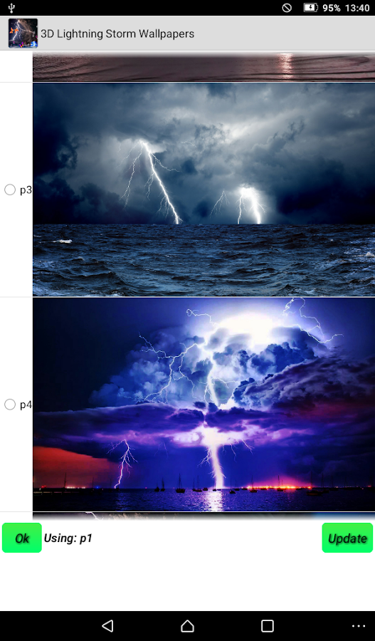 lightning storm live wallpapers android apps on google play