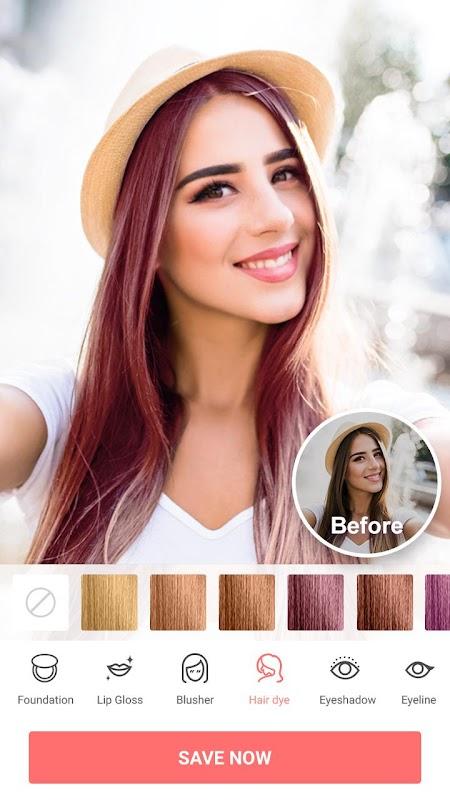 Selfie Camera - Beauty Camera & Photo Editor screenshots