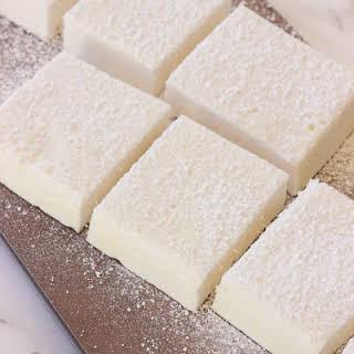 Gluten-Free Vanilla Marshmallows.