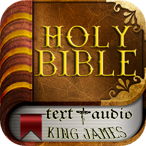 King James Bible audio 書籍 App LOGO-硬是要APP