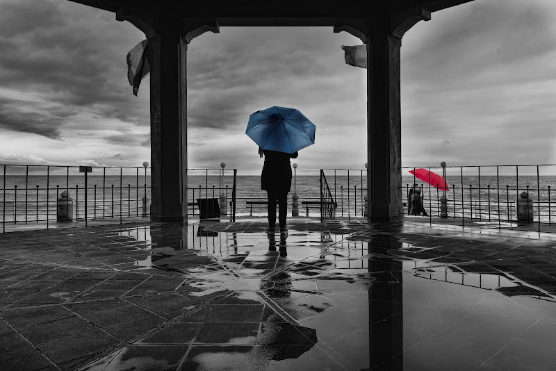 Una giornata uggiosa ... di Giancarlo Lava