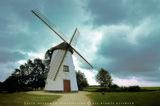 Photo: Moulin Gustot at Opprebais in Belgium