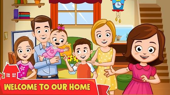 My Town : Home DollHouse – Pretend Play Kids House 1