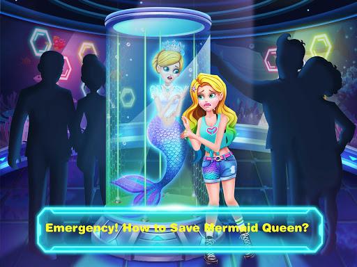 Mermaid Secrets 34 u2013 Save  Mermaid Queen apkpoly screenshots 1