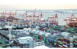 Морской порт Токио