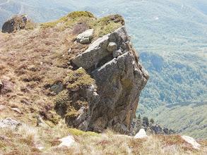 Photo: Un joli belvédaire sur le Vallespir (Valle Aspéris = La Vallée âpre)
