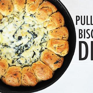 Pull-Apart Biscuit Dip