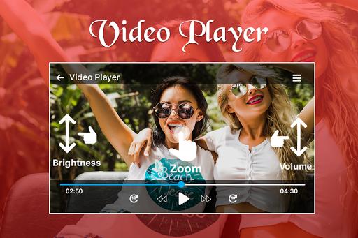 KMAX - Full HD Video Player  screenshots 1