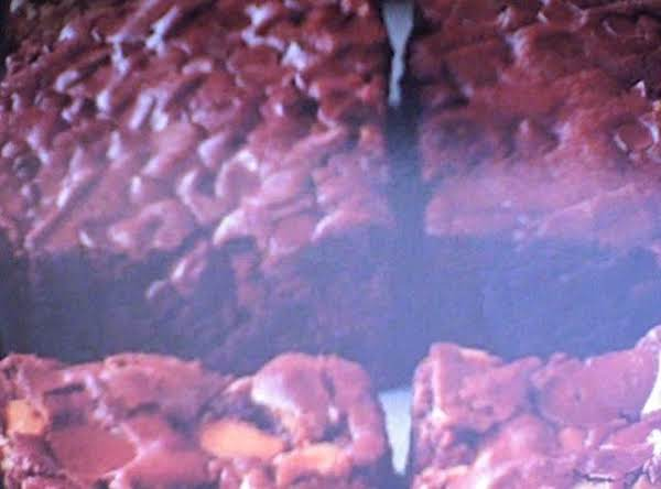Choco's-nutty & Chewy Brownies Recipe