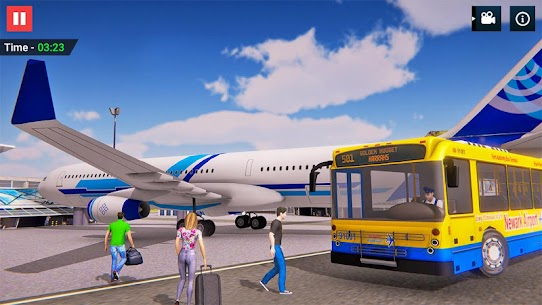 Flight Simulator 2019 – Free Flying 2.6 Mod APK (Unlock All) 2