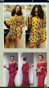 Nigerian fashion gallery - náhled