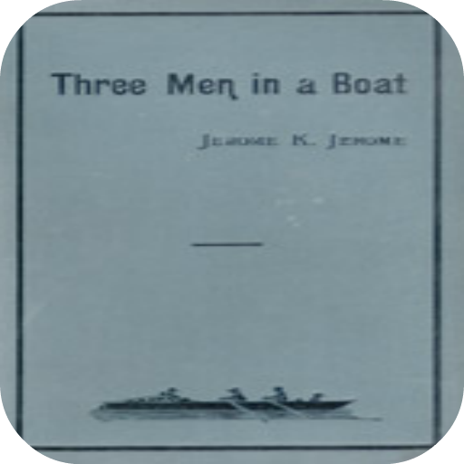 Three Men in a Boat Book