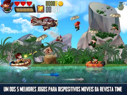 Ramboat: Shoot and Dash Screenshot