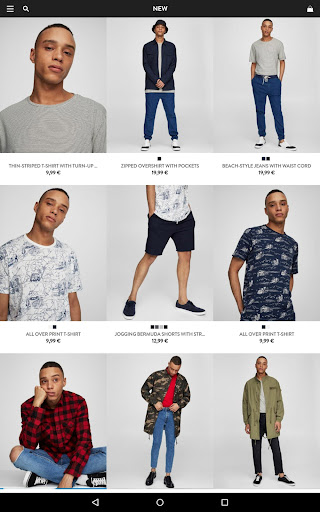 PULL&BEAR screenshot 15