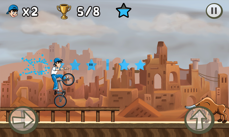 BMX Kid - BMX Boy- screenshot